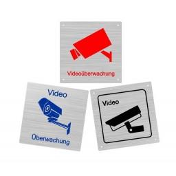 Edelstahl  Videoüberwachung