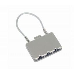 Kofferschloss Threecode