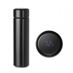 Isolierkanne aus Edelstahl mit integrierte Touchscreen LED Temperaturanzeige